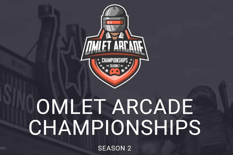 Omlet Arcade Championships Season 2