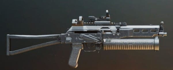 PUBG Mobile PP-19 Bizon Gun