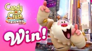 Candy Crush Saga Mobile Game