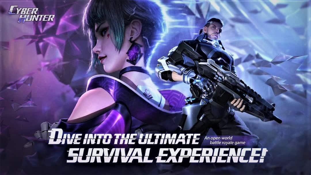 Cyber Hunter Mobile Game