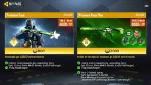 call of duty mobile battle pass