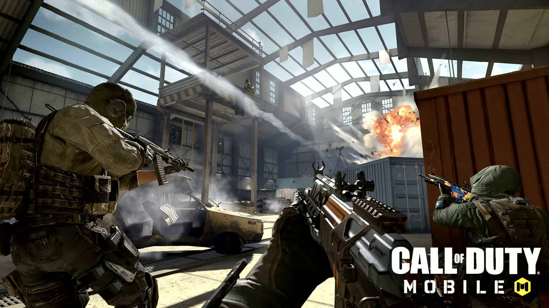Call of Duty Mobile Download for Android & iOS - UCN Game -