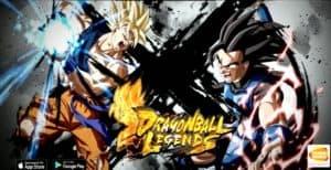 Dragon ball legends iOS