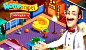 Homescapes ios game