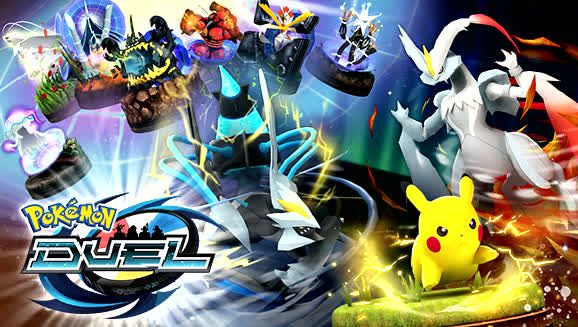 Game Mobile Pokémon Duel