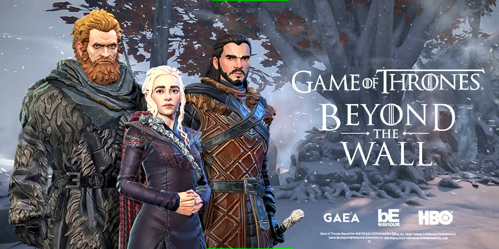 Game of Thrones Beyond the Wall Release Date