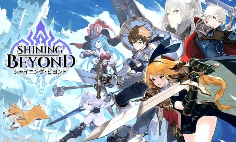 Shining Beyond mobile RPG is now available
