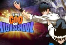 God of High School Global