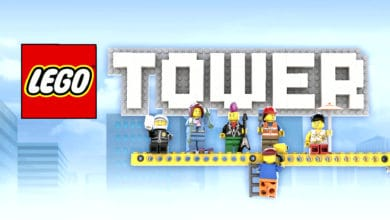 LEGO Tower Codes