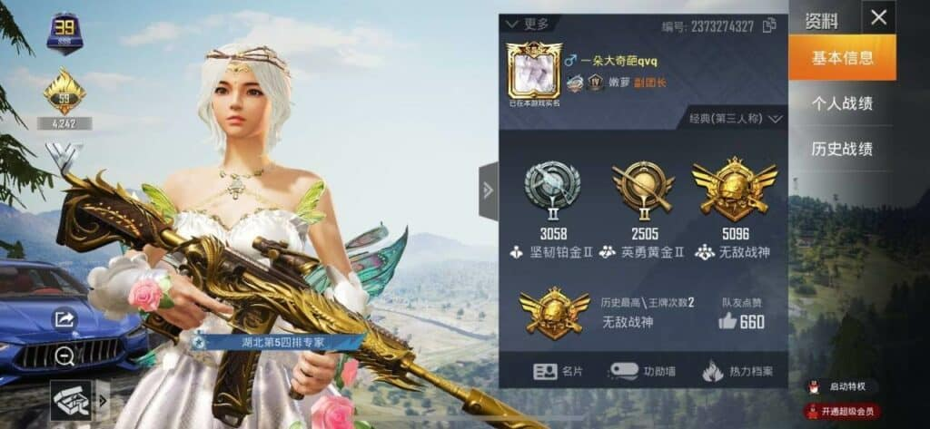 Game For Peace: PUBG Mobile Chinese Version Features