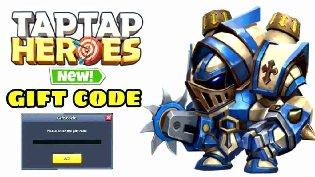 How to use Gift Codes in TapTap Heroes