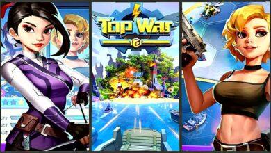 Top War Battle Game Gift Codes