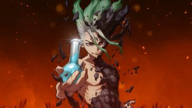 Dr. Stone mobile strategy game announced