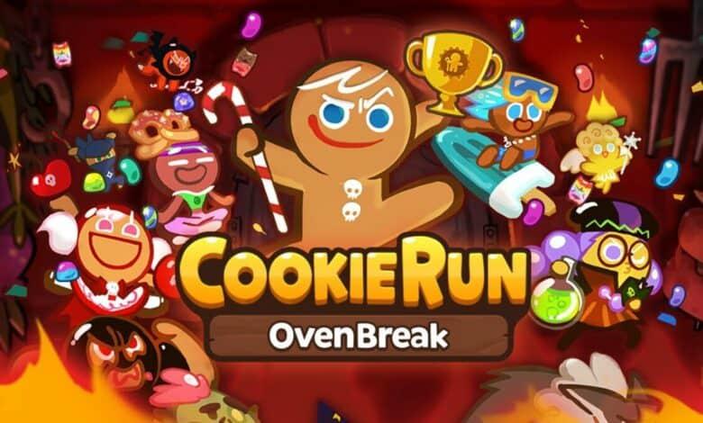 Cookie Run OvenBreak Codes