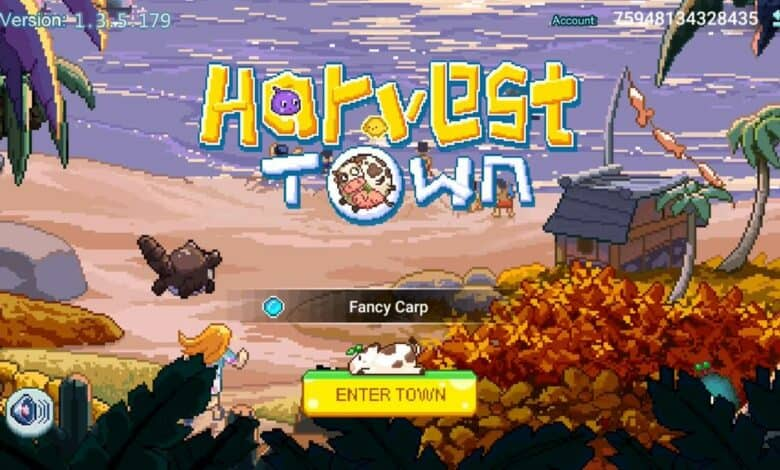Harvest Town Gift Codes