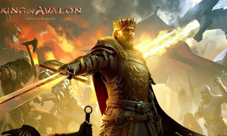 King of Avalon Gift Codes