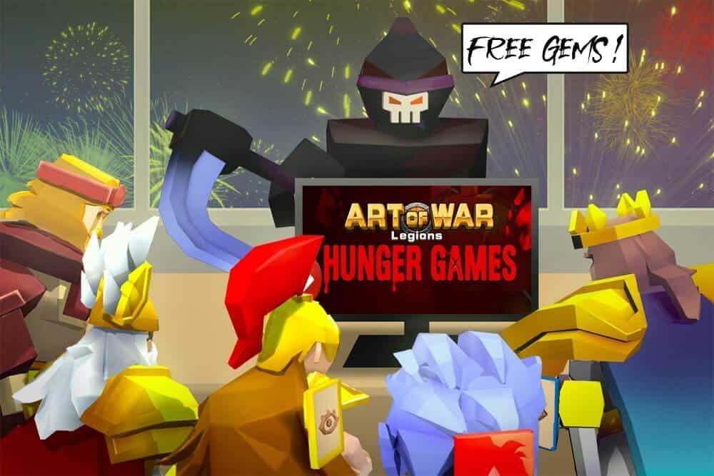 How to redeem Art of War Legions codes?