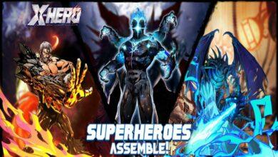 X-Hero Idle Avengers Exchange Codes