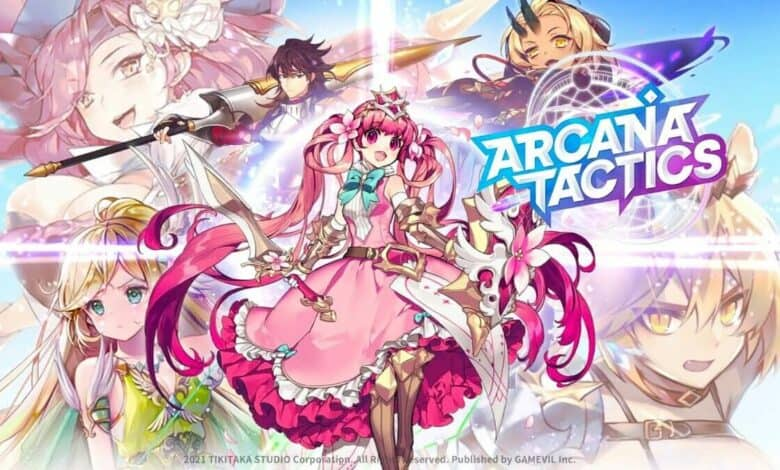 Arcana Tactics Codes