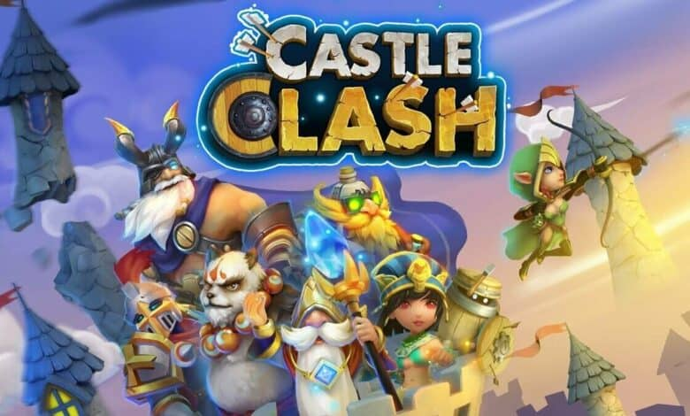 Castle Clash Secret Codes