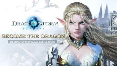 Dragon Storm Fantasy Gift Codes
