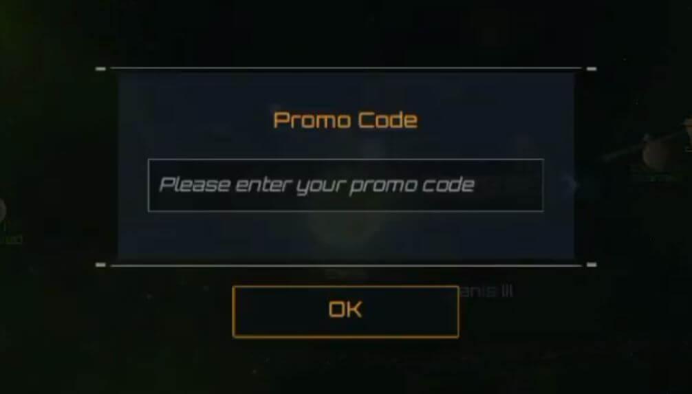 Redeem Nova Empire Promo Codes