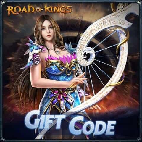 Redeem Road of Kings Gift Codes