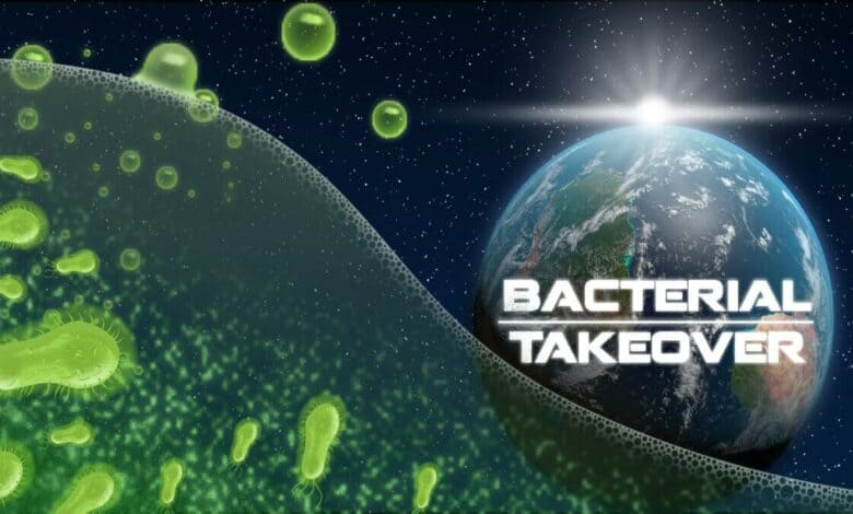 Bacterial Takeover Codes