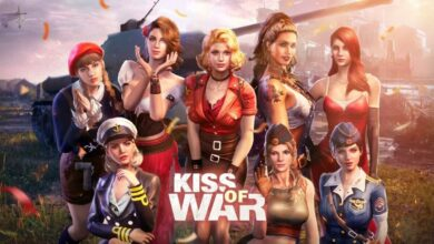 Kiss of War exchange codes