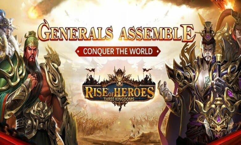 Rise of Heroes Codes