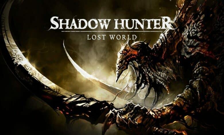 Shadow Hunter Gift Codes