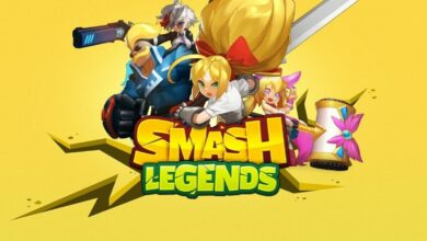 Smash Legends Codes
