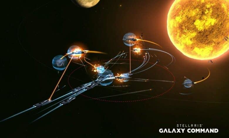 Stellaris Galaxy Command Promo Codes