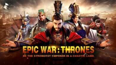 Epic War Thrones Codes