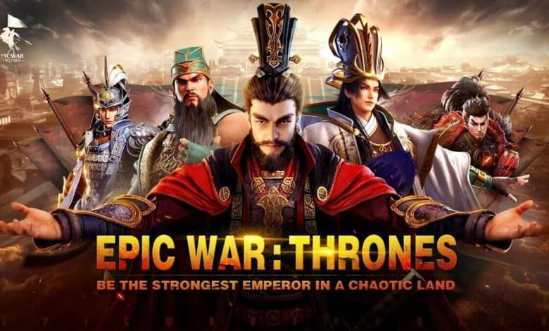 Epic War Thrones Codes