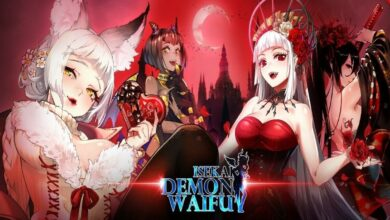 Isekai Demon Waifu Codes