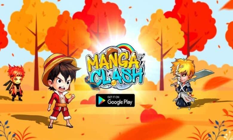 Manga Clash Codes