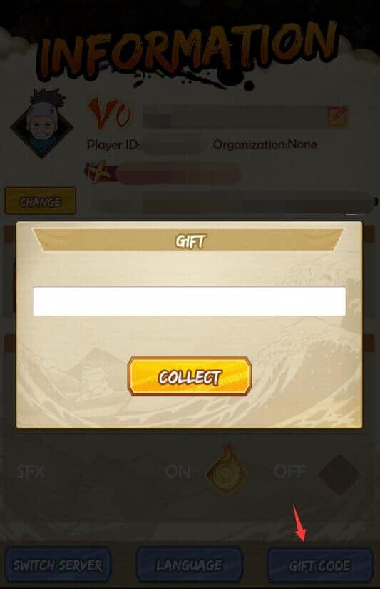 Redeem Last Ninja Idle Adventure Gift Codes