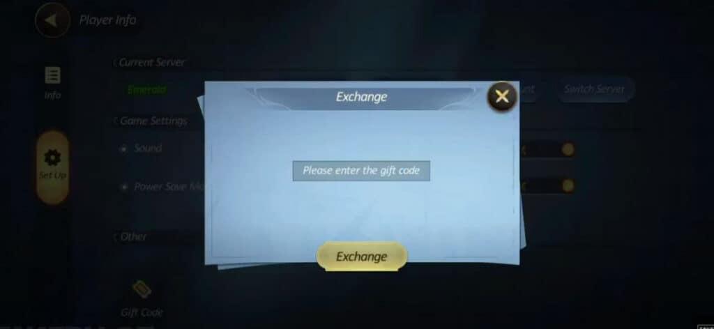 Redeem Northland Arena Gift Codes