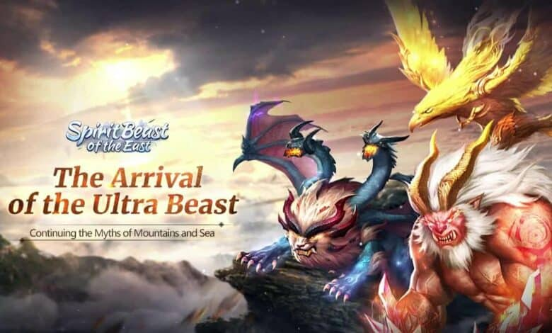 Spirit Beast of the East Codes
