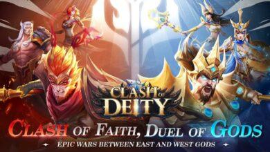 Clash of Deity Codes