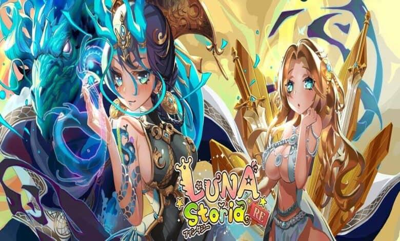 Luna Storia RE Codes
