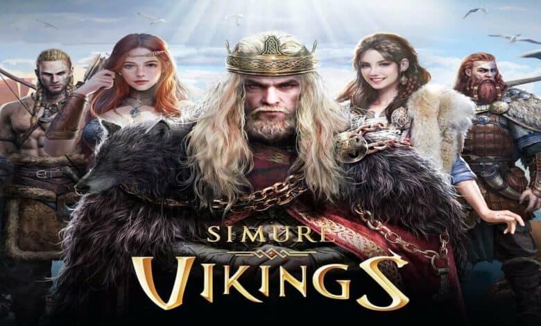 Simure Vikings Gift Codes