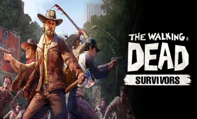 The Walking Dead Survivors Codes