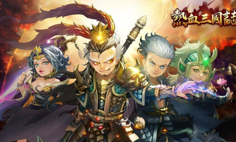 Three Kingdoms Romance of Heroes Gift Codes