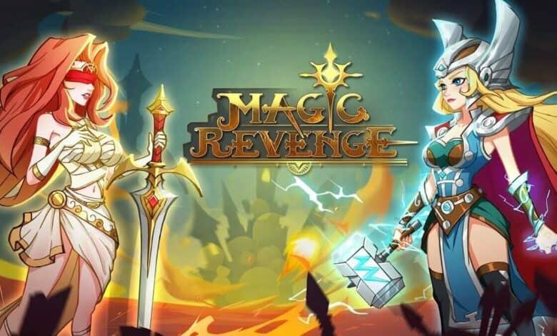 Magic Revenge Codes
