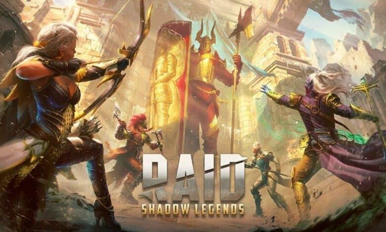 RAID Shadow Legends Promo Codes