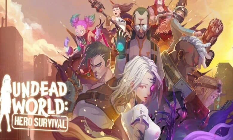 Undead World Hero Survival