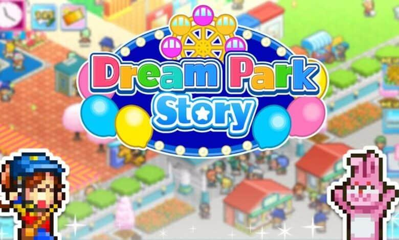 Dream Park Story mobile game