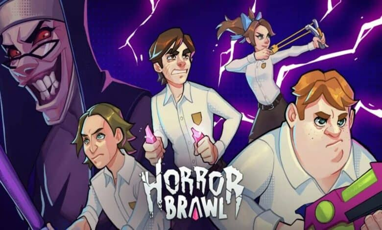 Horror Brawl Officially Launched